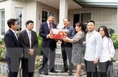 Đại sứ quán Việt Nam tại Đức tri ân người có công với đất nước