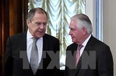 Ngoại trưởng Nga, Mỹ điện đàm trong bối cảnh ngoại giao căng thẳng