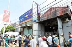Sự kiện trong nước 24-30/7: Cháy xưởng sản xuất bánh kẹo, 8 người chết
