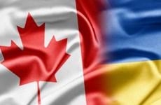 Hiệp định tự do thương mại Canada-Ukraine có hiệu lực từ 1/8