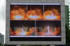 Phản ứng của Triều Tiên trước dự luật trừng phạt mới của Mỹ