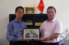 TTXVN đóng góp tích cực cho quan hệ hữu nghị Việt Nam-Algeria