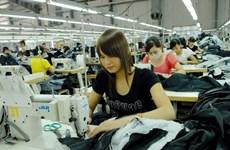 Hơn 100 công nhân Công ty Ducksan Vina đi làm trở lại sau đình công