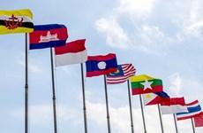 """""""Đi bộ vì sức khỏe"""" kỷ niệm Ngày thành lập ASEAN tại Lào"""