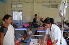 Ấn Độ: Thêm 35 trẻ em tử vong vì viêm não tại bệnh viện ở Gorakhpur