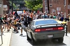 Tổng thống Mỹ Donald Trump lên án vụ bạo động ở Charlottesville