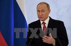 Tổng thống Nga tái khẳng định cam kết thúc đẩy quan hệ với Ấn Độ