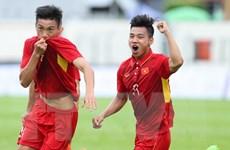 SEA Games 29: Hậu vệ Văn Hậu suýt lỡ hẹn giải đấu khu vực
