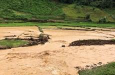 Bắc Bộ tiếp tục nguy cơ lũ quét và sạt lở đất, Nam Bộ mưa to