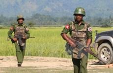 Myanmar: 71 người thiệt mạng trong cuộc giao tranh ở bang Rakhine