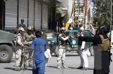 Afghanistan: IS nhận đứng sau vụ tấn công đền thờ Hồi giáo ở Kabul