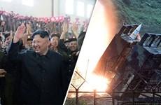 Triều Tiên phóng ra biển vật thể chưa xác định, nghi là tên lửa