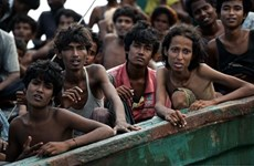 Cảnh sát Bangladesh buộc 70 người Rohingya quay trở về Myanmar