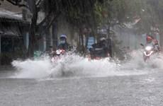Từ ngày 28-31/8 các tỉnh Bắc Bộ và Bắc Trung Bộ có mưa to