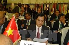 Việt Nam dự Hội nghị Ngoại trưởng Diễn đàn hợp tác Đông Á-Mỹ Latinh