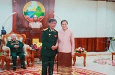 Đại tá Trần Văn Dần: Miền ký ức không thể nào quên về đất bạn Lào