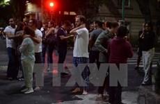 Mexico: Số người chết trong vụ động đất đã tăng lên con số 58