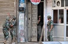 Liban sẽ triển khai quân trên biên giới phía Đông với Syria