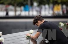 Mỹ: Nhiều hoạt động tưởng niệm các nạn nhân vụ khủng bố 11/9