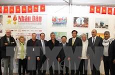 Việt Nam dự Hội báo Nhân đạo lần thứ 87 tại thủ đô Paris