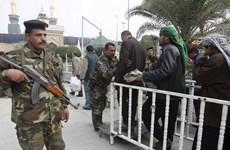 Iraq tăng cường cảnh sát tại Kirkuk ngăn chặn xung đột sắc tộc