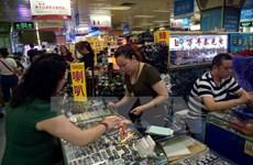 Standard & Poor's hạ xếp hạng tín nhiệm của Trung Quốc xuống A+