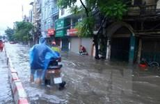 Thái Nguyên: Mưa kèm giông sét gây thiệt hại cho người dân