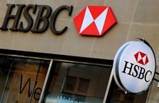 Mỹ phạt HSBC 175 triệu USD vì tội quản lý nhân viên lỏng lẻo