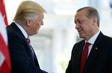 Căng thẳng trong quan hệ song phương Mỹ và Thổ Nhĩ Kỳ tiếp diễn