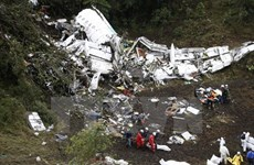 Tai nạn máy bay tại đông bắc Angola làm 7 người thiệt mạng