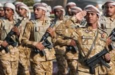 Các lực lượng đặc nhiệm hỗn hợp Qatar và Mỹ tập trận chung