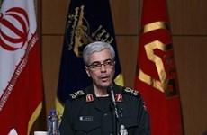 Iran và Syria thảo luận việc xây dựng chiến lược quân sự chung