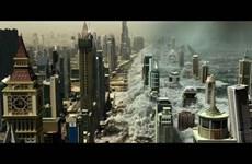 """Phim thảm họa """"Bão địa cầu"""" thất thu tại Mỹ dù ăn khách ở châu Á"""