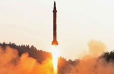 Quân đội Hàn-Mỹ-Nhật tập trận cảnh báo tên lửa trên biển
