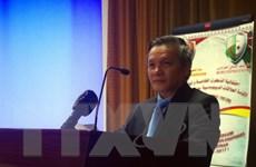Ra mắt ấn phẩm đặc biệt về quan hệ ngoại giao Việt Nam-Algeria