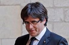 Tây Ban Nha phát lệnh bắt giữ cựu Thủ hiến Catalonia trên toàn EU