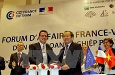 Thúc đẩy các hoạt động thương mại giữa doanh nghiệp Việt-Pháp