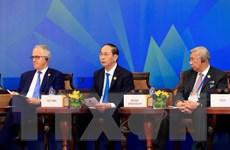 Chủ tịch nước phát biểu tại Đối thoại Lãnh đạo APEC và ABAC