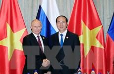 Tuyên bố chung Việt Nam-Nga về hợp tác bảo đảm an ninh thông tin