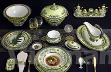 Sản phẩm gốm sứ Minh Long tạo ấn tượng mạnh tại Hội nghị APEC
