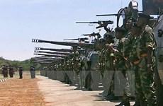 Chủ tịch Liên minh châu Phi ra tuyên bố về tình hình Zimbabwe