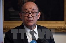 Ngoại trưởng Pháp quan ngại về căng thẳng Iran-Saudi Arabia
