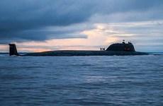 Hải quân Nga hạ thủy tàu ngầm hạt nhân lớp Borei-A đầu tiên