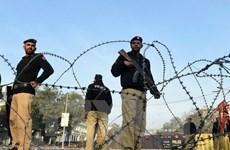Cảnh sát Pakistan bắn đạn cao su giải tán biểu tình ở thủ đô