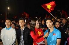 [Video] Tỉnh Nghệ An vinh danh các cầu thủ U23 Việt Nam