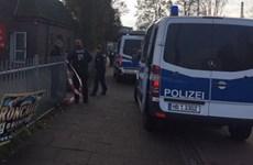 Cảnh sát Đức truy quét tội phạm buôn người trên toàn quốc