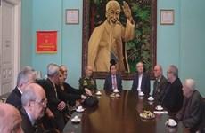 Tình hữu nghị thủy chung là tài sản vô giá của hai nước Việt-Nga
