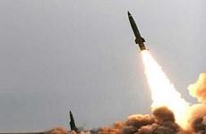 Hệ thống phòng không Syria đánh chặn một số tên lửa từ Israel