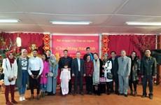 Cộng đồng người Việt tại Algeria tưng bừng đón Xuân Mậu Tuất