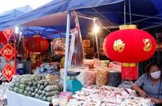 Nhu cầu thực phẩm truyền thống của Việt Nam tăng cao tại Lào